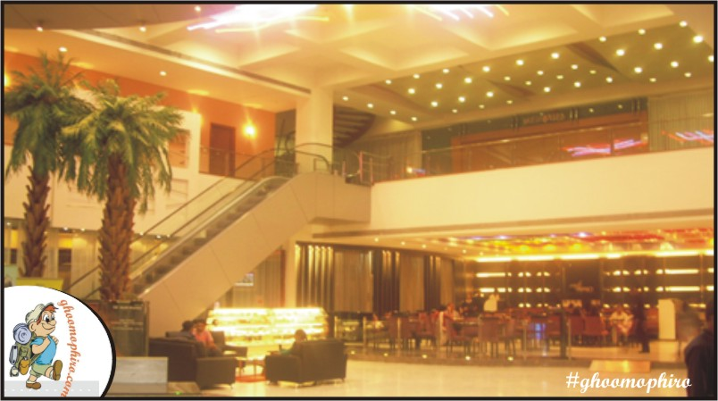 Grand Lobby of the Hotel