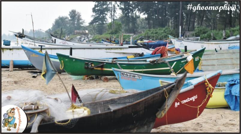 In Fishermen's Village