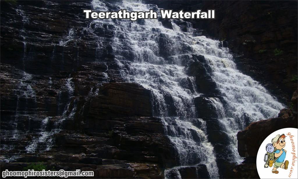 Teerathgarh Waterfall
